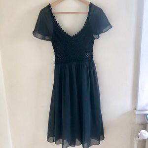 RARE Free People Romantic Rose Dress 🥀